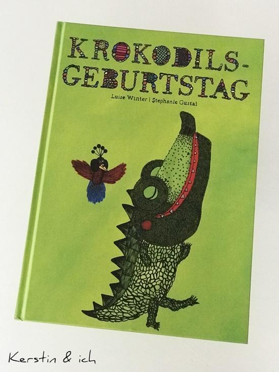Krokodils Geburtstag Kinderbuch Buch