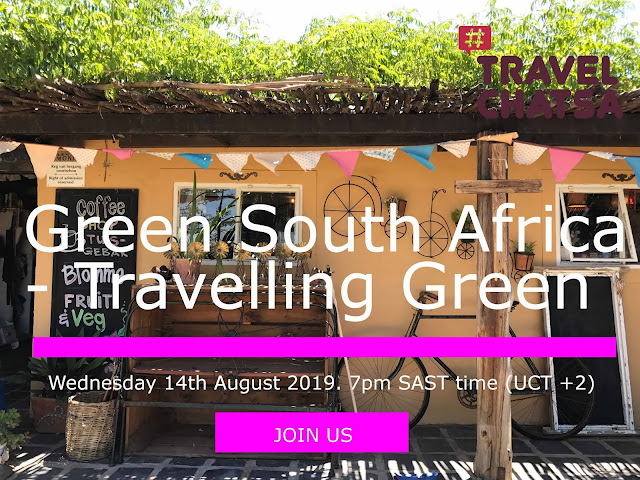 Invite Travelling Green Green South Africa Image Dorothee Lefering