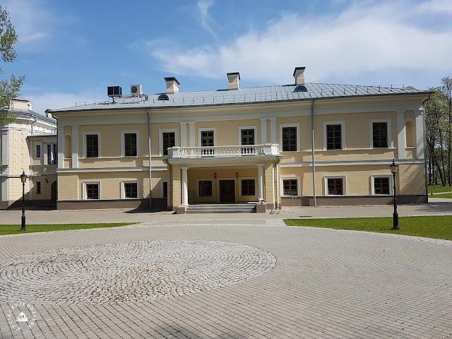 Pałace w okolicach Wilna