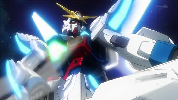 """Gundam X: Tutti i """"Mecha Omaggi"""" Vecchi e Nuovi"""
