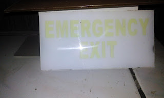 Signage, Rambu Fosfor