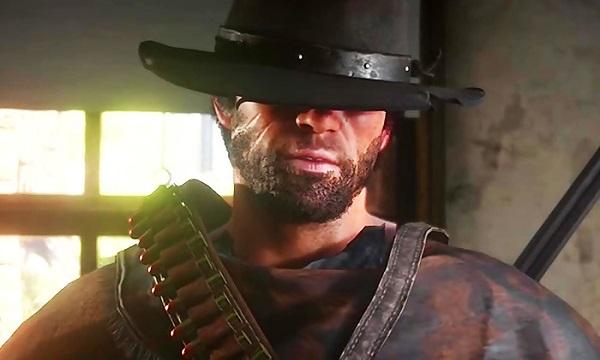 شاهد بالفيديو عودة بطل جزء Red Dead Revolver عن طريق فيلم قصير داخل Red Dead Redemption 2