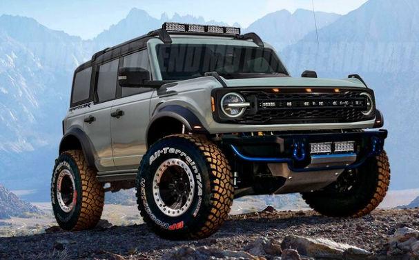 2022 Ford Bronco Raptor: что мы знаем (плюс, как это будет выглядеть)