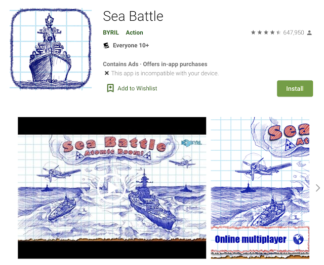 Sea Battle Image