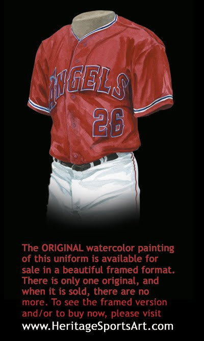 a942e2fe1 Click here to go to Heritage Sports Art and see the framed Angels artwork