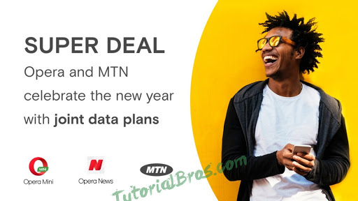 Opera and MTN have again decided to team up together in other to satisfy all those using opera platform to browse the internet with cheap and affordable data rate.