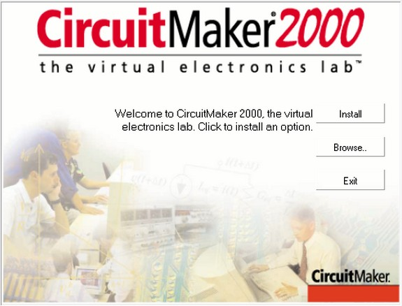 Free Download Circuit Maker 2000 Professional for Windows 32/64 Bits ...
