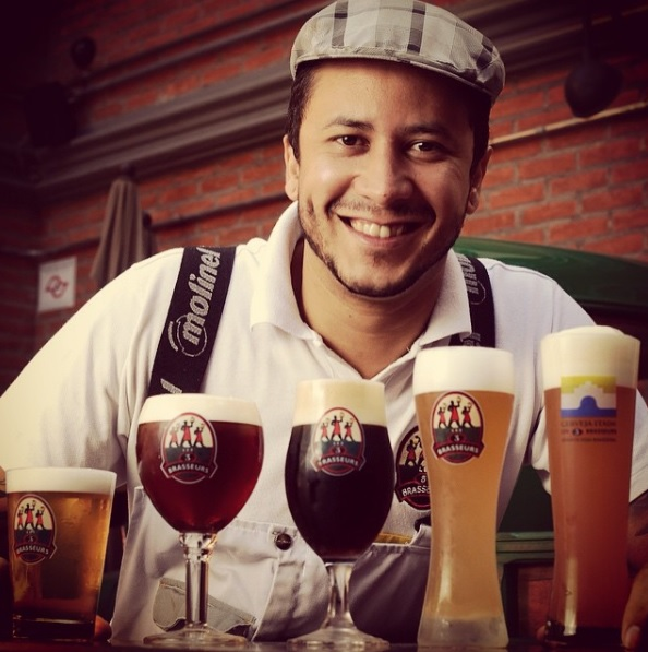 Cervejas Cervejaria Les 3 Brasseurs