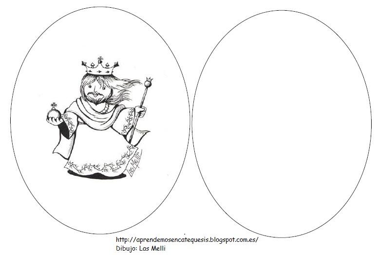 Manualidad El Rey Salomon: La Catequesis (El Blog De Sandra
