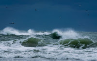 Stormy Sea - Unsplash.com