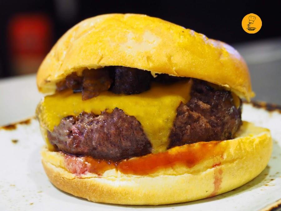 Baconjuancheeseburger mejor hamburguesa España, mejor hamburguesa Madrid