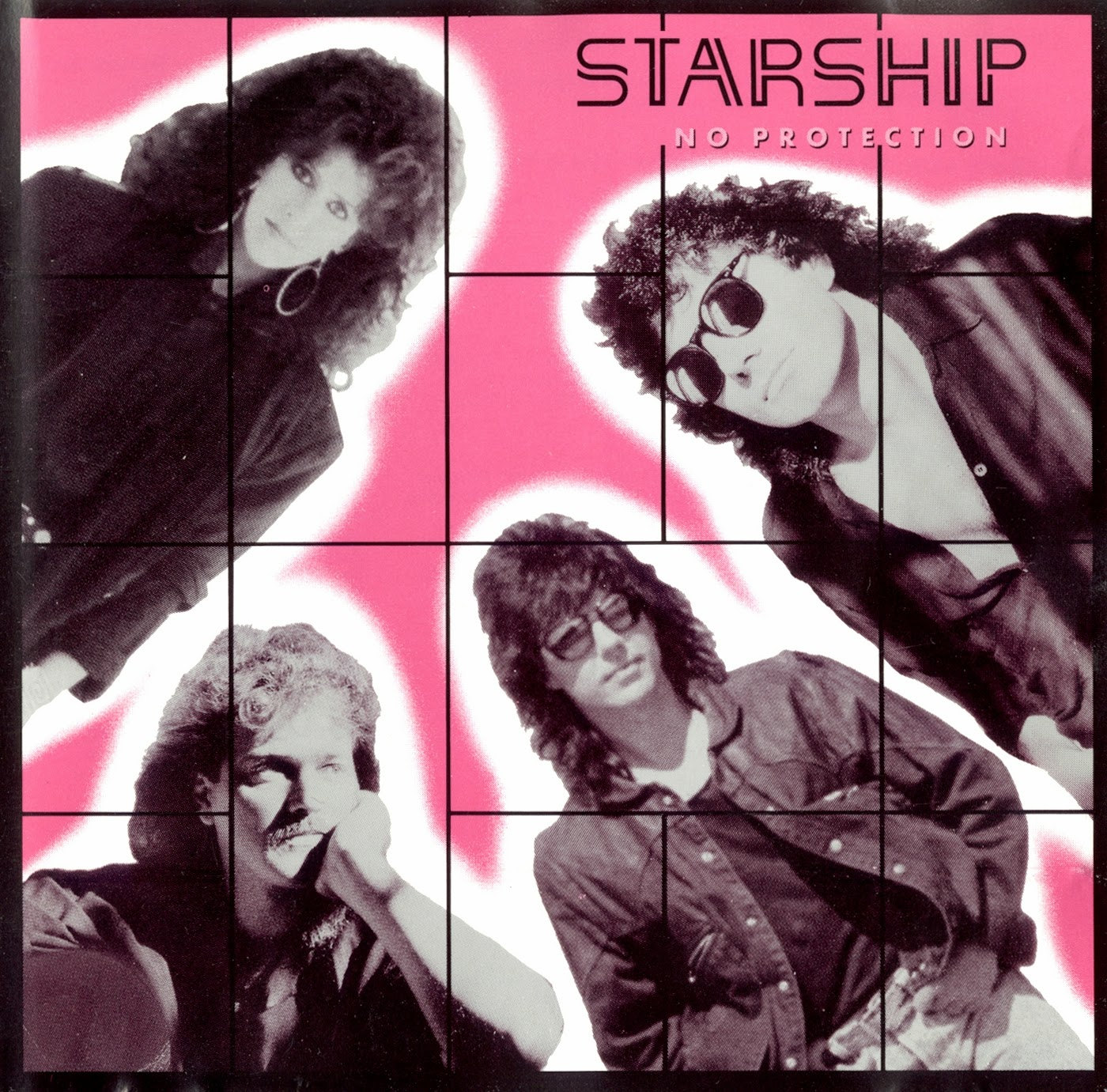 Starship No protection 1987 aor melodic rock