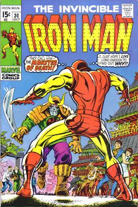 Iron Man #30