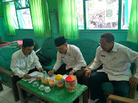 Pengiriman Form Monev BOS & PIP - 2017/2018 Oleh Bpk. Usman Zaini & Bpk. Dawam Ichsan