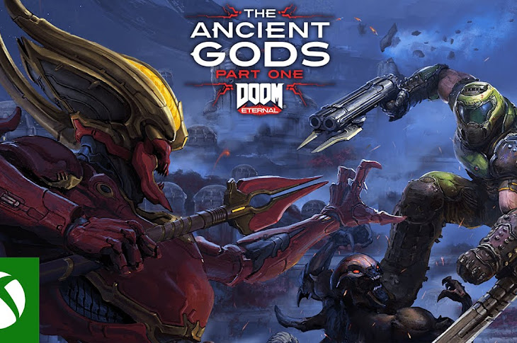 The First Look At DOOM Eternal: The Ancient Gods