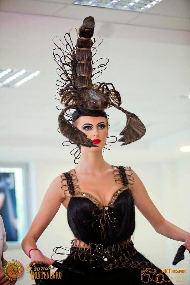 Fantasy Hairstyles By Eldin Krivosic The Haircut Web