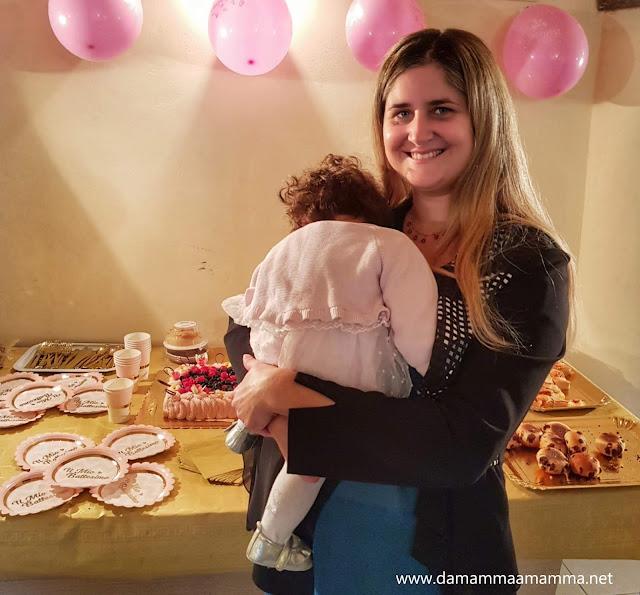 Il Battesimo della Baby. Come l'ho organizzato tra festa, allestimenti, torta e bomboniere