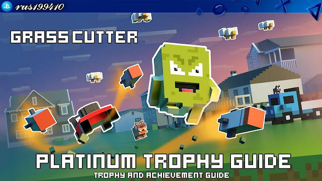 Grass Cutter - Mutated Lawns Trophy Guide