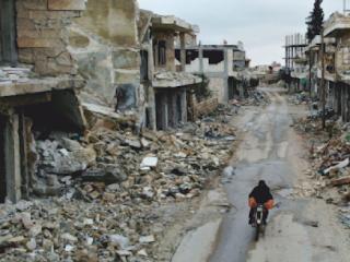 WHY IS AMERICA STILL IN SYRIA?
