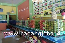 Lowongan Kerja Padang: Barjuice Juni 2018