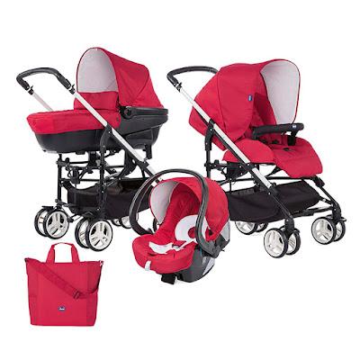 cambio del capazo a la sillita de paseo cochecito bebé carro bebe como elegirlo blog mimuselina