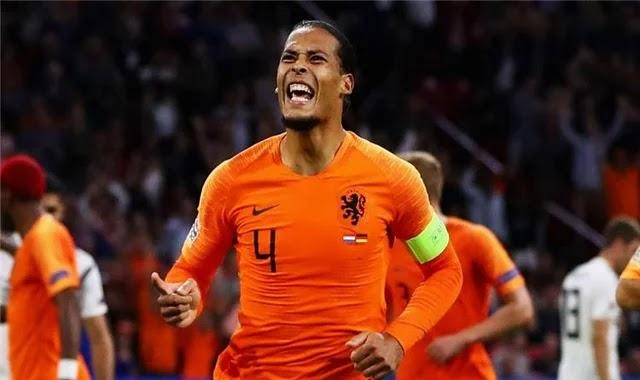 Possible crisis between Klopp and the Netherlands due to Van Dijk ahead of Euro 2020