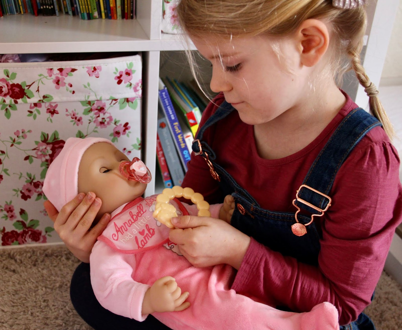 The New Baby Annabell 43cm Doll | Review | Emily and Indiana