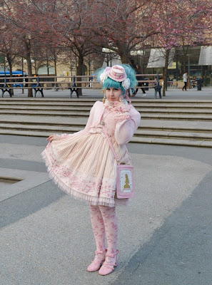 kawaii sweet lolita cute fashion mintyfrills