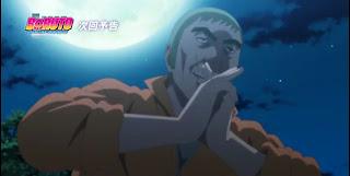 Privew Boruto Episode 147 : Pertempuran Melawan Tsukiyo