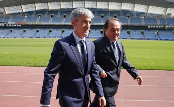 """Olabe - Real Sociedad -: """"Vamos a traernos la Copa del Rey"""""""