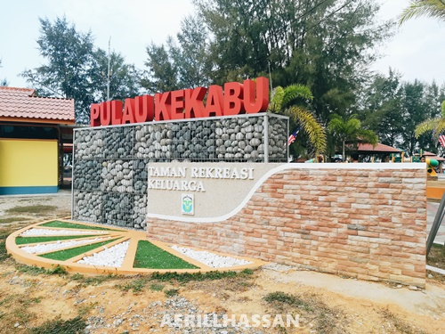 Pulau Kekabu, Terengganu