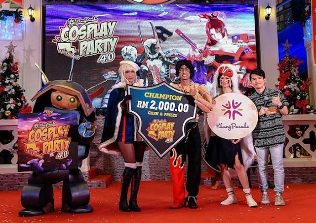 Top 5 Cosplay Costumes, Join Klang Parade's Cosplay Party 2019, Top Cosplay Costume, Cosplay Costume, Cosplay, Klang Parade, Lifestyle