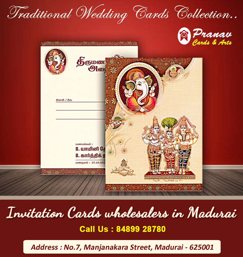Pranav cards & Arts: Purchase Best Wedding Cards Online from the No ...