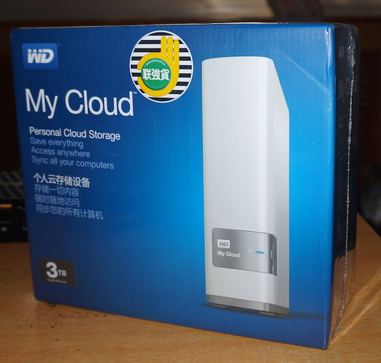 WD My Cloud 3 TB in Use Part 1