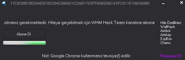 Zula Vip Hack v3 - PlatinyumTR