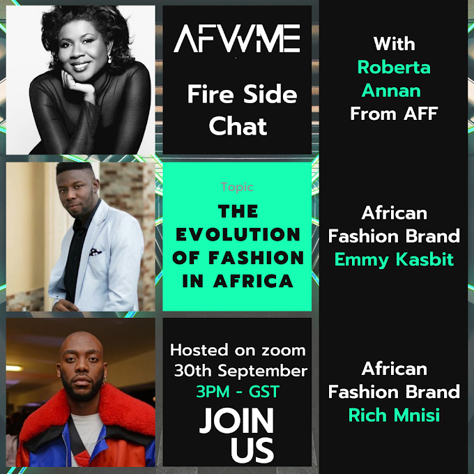 Africa Fashion Weeks Global presents The Evolution of African Fashion