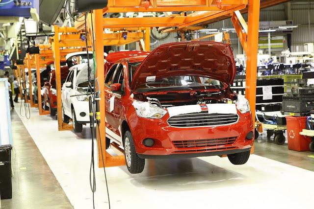 Governo de SP cria força-tarefa para buscar alternativa ao fechamento da Ford