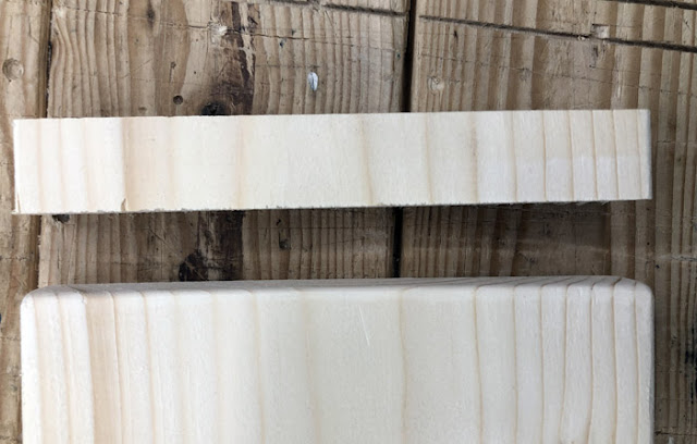 DOD テキーラレッグの天板を簡単DIY:木材の研磨