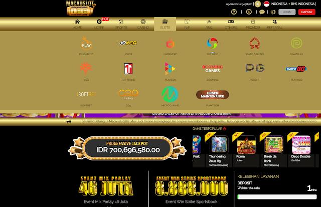 Macauslot188 Situs Judi Slot Online Playtech Deposit Pulsa Profile Ashton United Forum