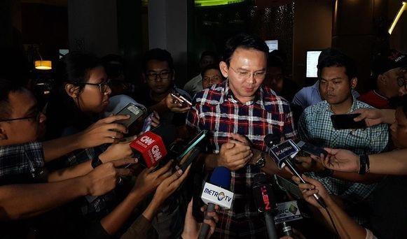 GEGER! Aksi 313 Minta Jokowi Copot Ahok dari Jabatannya