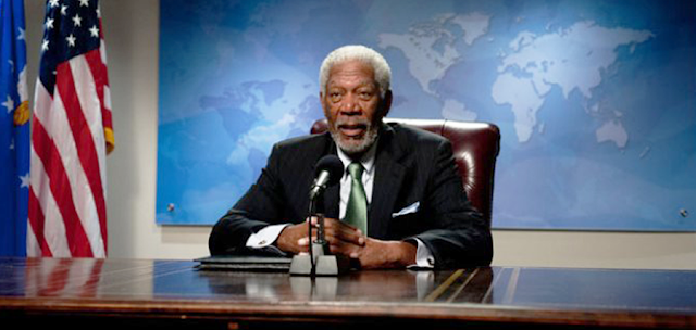 Morgan Freeman în continuarea London Has Fallen