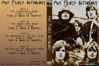 PINK FLOYD - ANTHOLOGY - THE COMPLETE VÍDEOS