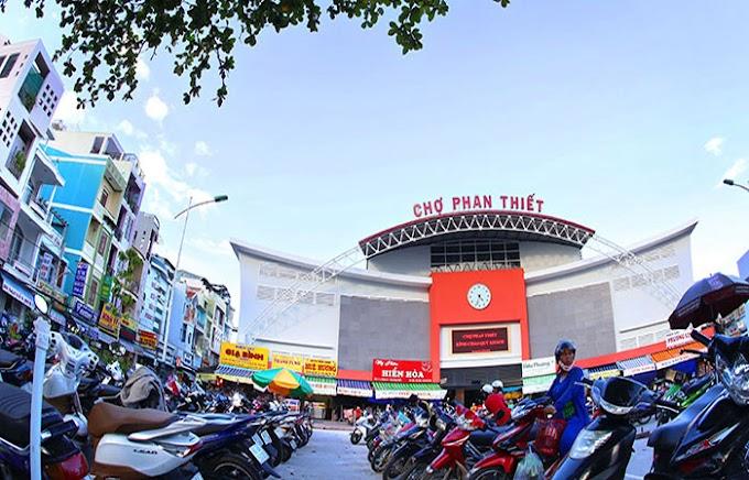 Phượt Bình Thuận đến 4 khu chợ mua sắm 'tẹt ga' ở Phan Thiết