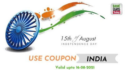Independence Day Offer on BankExamsToday