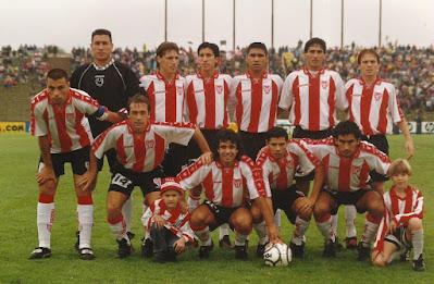 Instituto - Clausura 2000