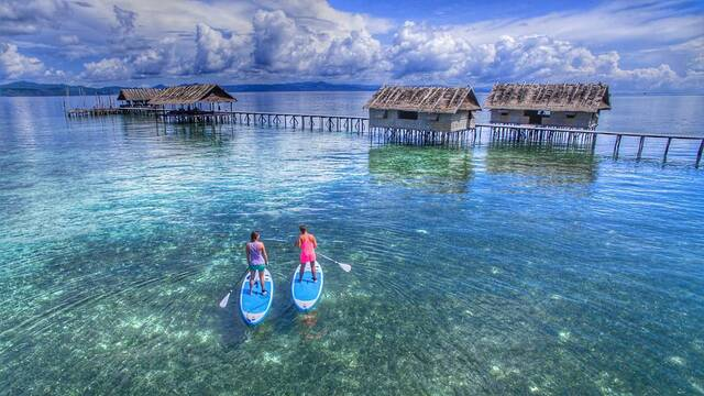 Exploring the Natural Beauty of Raja Ampat