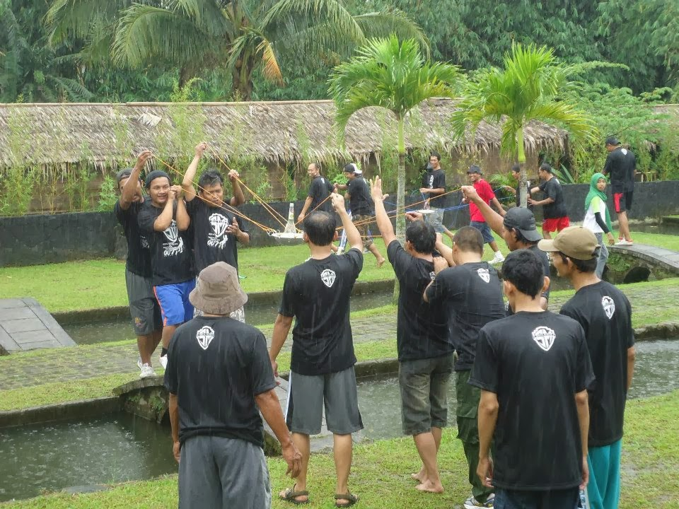 Paket Wisata Outbound, Paintball, Rafting, Lava Tour di Jogja