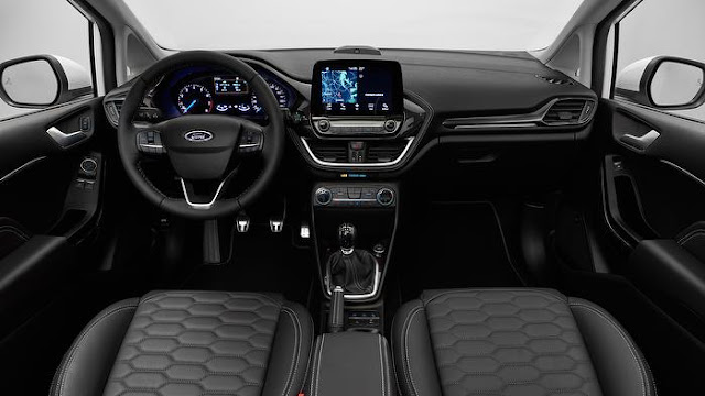 Review Specs Ford unveils New 2017 Fiesta