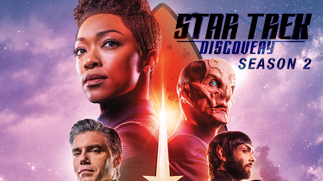 Star Trek: Discovery (2019) Temporada 2 – 1080p Latino-Ingles