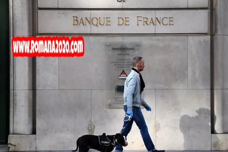 أخبار العالم اقتصاد فرنسا ينكمش 8% بسبب تدابير فيروس كورونا المستجد covid-19 corona virus كوفيد-19